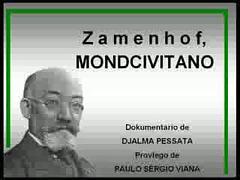 Zamenhof, Mondcivitano