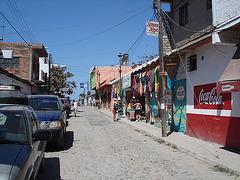 Hamaca Maya y Coca-cola  / Maya hammock & Coca-cola / Hamac Maya & Coca-cola