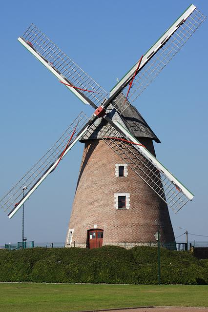 moulin près d'Arras