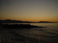 Coucher de soleil à la sauce mexicaine / Mexican sunset - 14 février 2011
