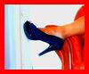 Madame Tissot en talons hauts / Lady Tissot in high heels - Suisse / Switzerland - Recadrage
