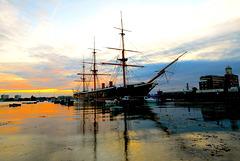 WARRIOR, Portsmouth