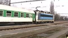 Express at Hostivar, LoRes, Prague, CZ, 2011