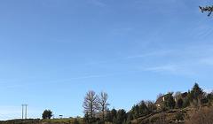 Ciel de novembre - ou d'été?