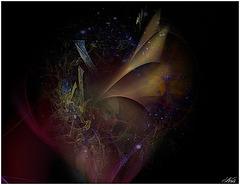 Je veux délirer mes amours.................... Jusqu'à l'aurore d'un nouveau jour Et puis m'endormir avec .......; A la clarté d'un nouveau ciel.