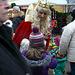 ein Weihnachtsmarkt-Christkindl