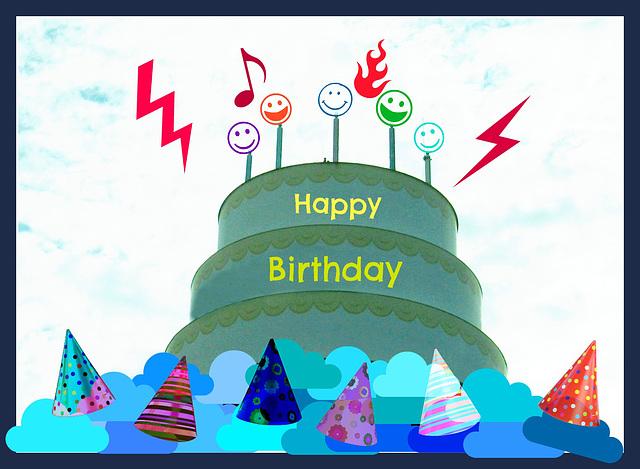 .. birthday greetings