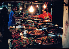 One night in Bangkok...