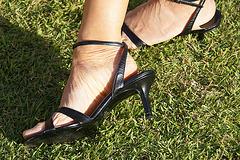 nine west sandals (F)