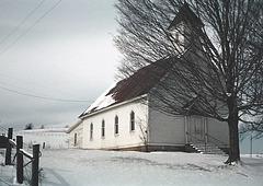Tennessee church winter