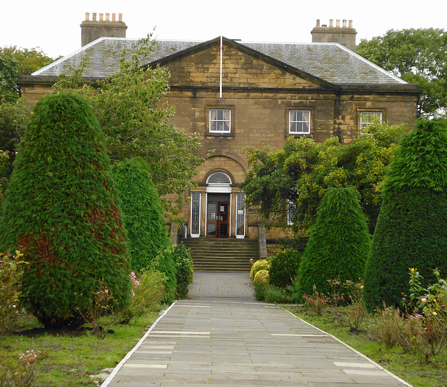 Backworth Hall