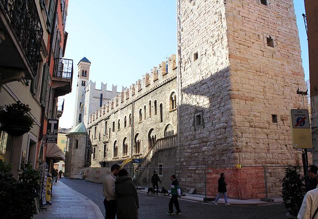 Schloss in Trient