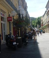 Les Dames SFR / SFR Ladies - Sète, France / 11 juin 2011 - Recadrage