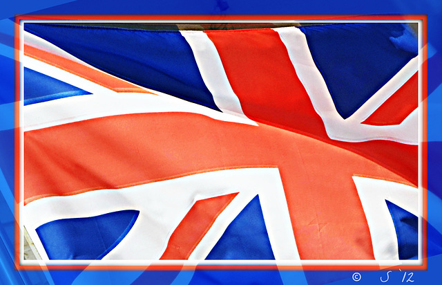 Union Jack ..