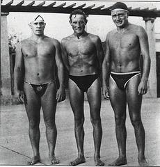 Vienna / Wien public bathes 1920' -4-