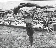 Vienna / Wien public bathes 1920' -6-