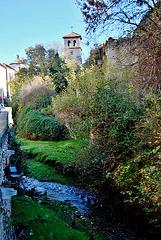 Carrera del río Darro