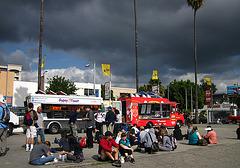 Great L.A. Walk (1223) Food Trucks