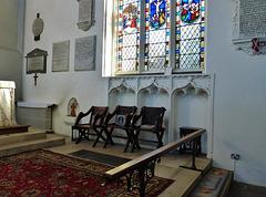 st.michael's church, bishops stortford, herts.