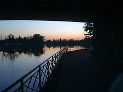 blue hour am Elbe-Lübeck-Kanal / bild 246