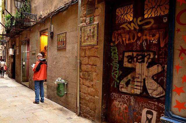 Street. Barcelona