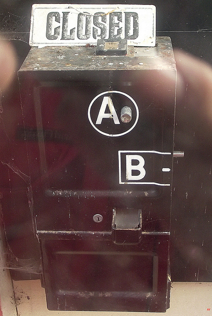 A and B