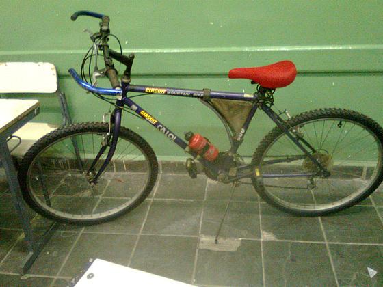 La biciklo