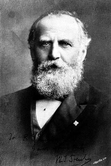 William Thoma Stead, 1905