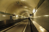 Alter Elbtunnel - Tunnelröhre