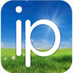 The ipernity iPhone App icon