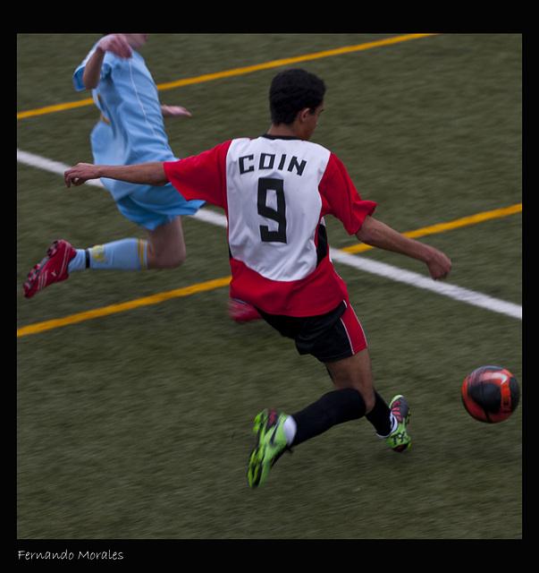 Futbol Coin 002