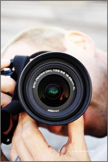 Landscape in the lens
