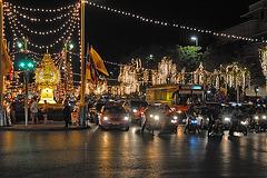 Ratchadamnoen Avenue Bangkok's Champ Elysees