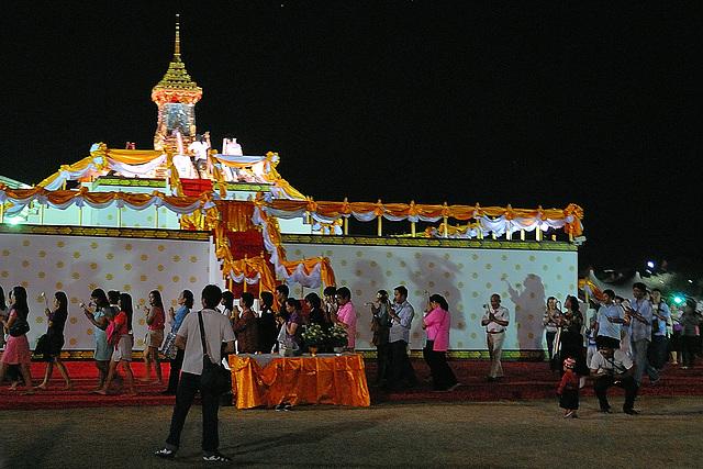 HRH Princess Galyani Vadhana Krom Luang Naradhiwas Rajanagarindra memorial