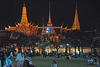 Wat Phra Kaeo at night