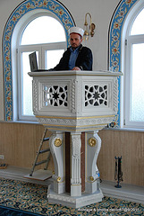 l'Iman de la mosquée de Kehl