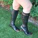 Dame Martine / Lady Martine - Ambassadrice de bottes / Boots Ambassador - Photo originale