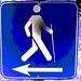 Avancez en arrière........Step forward...back ??  22 septembre 2005 /  Négatif postérisé