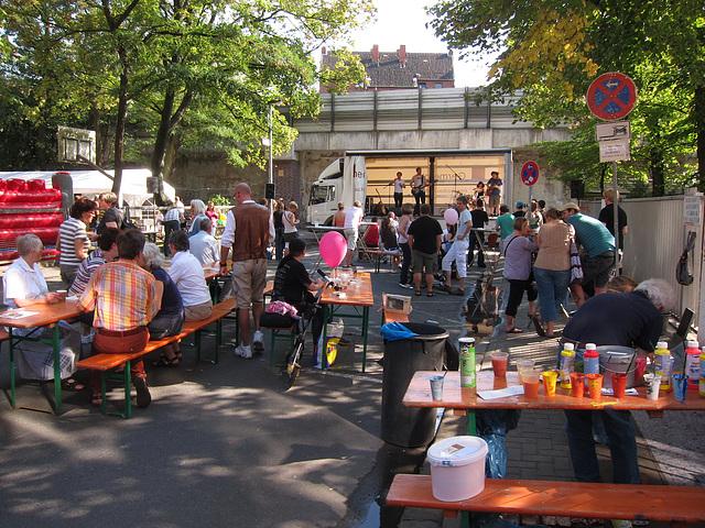 Stadtteilfest Hannover Kleefeld