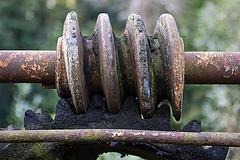 20110924 6534RAw Schneckengetriebe (altes Werrewehr)