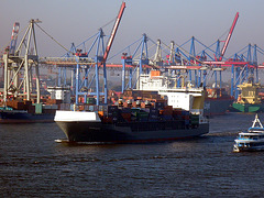Panorama vom Dockland