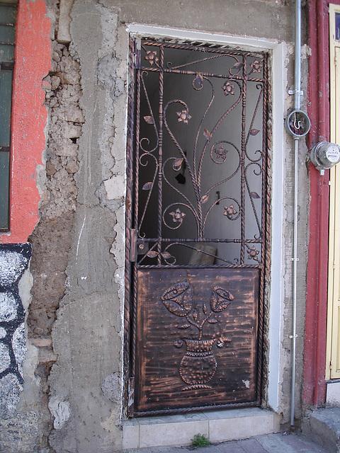 Porte tequilanienne / Tequila door / Puerta a la tequila - 23 mars 2011.