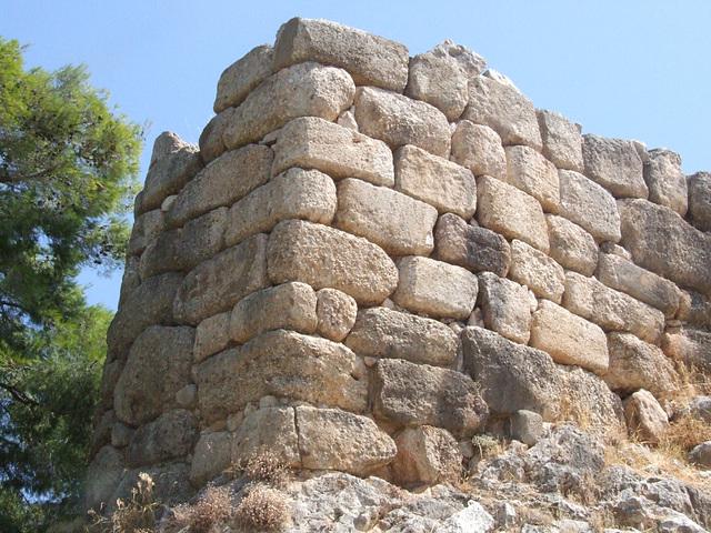 Greklando-Peloponeso-Mycenae