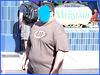 A&W Big Boy revenant des WC /The little mermaid big boy back from the bathroom - Disney Horror pictures show - Visage bleu anonyme