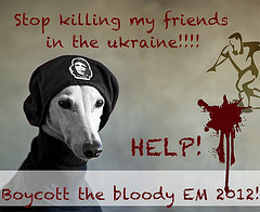 Stop killing my friends...