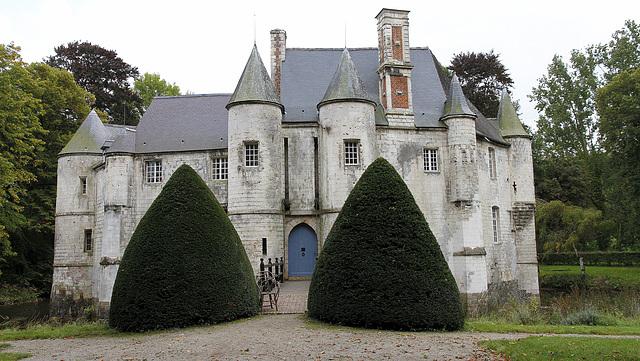 La vie de château en Pas-de-Calais