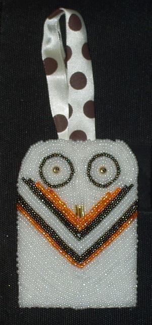 September - Owl as Sports Fan
