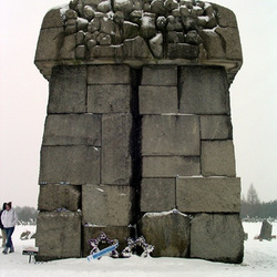 Memormonumento de Treblinka