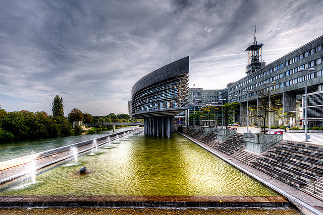 Landhausschiff