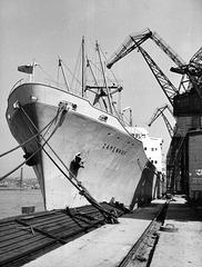 Ŝipo Zamenhof en Gdynia